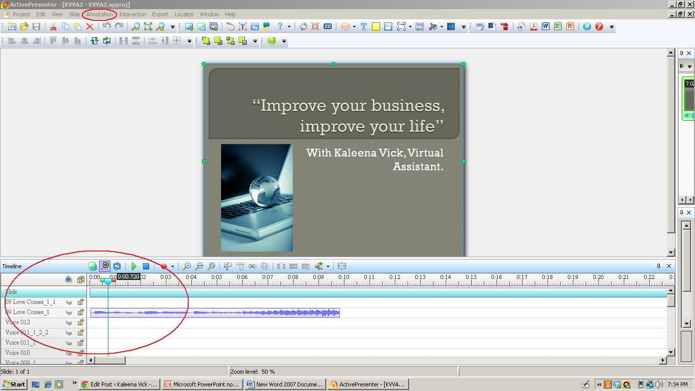 how to cut unnecessary parts from your video on powerpoint